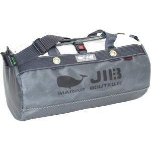 DSB130 JIB ダッフルバッグS チャコールグレー|tanida