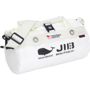 DSS98 JIB ダッフルバッグSS ホワイト|tanida