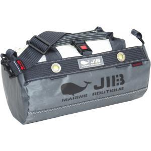 DSSB120 JIB ダッフルバッグSS チャコールグレー|tanida