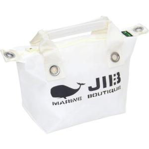 FTJ48 JIB ファスナートートジュニア ホワイト tanida