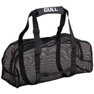 GB-7082 ガル GULL スノーケリングメッシュバッグ|tanida