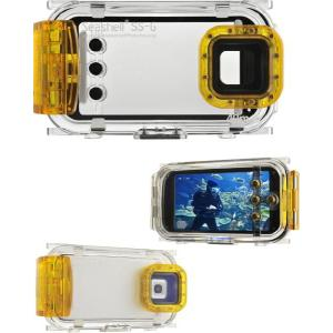 Seashell Samsung Galaxy S3/S4用防水フォトハウジング SS-G Galaxy S3/S4対応 耐圧水深40m  |tanida