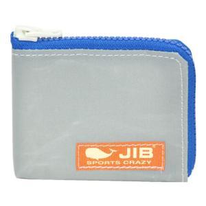 MC12 JIB マイクロクラッチ グレー×ブルー オレンジタグ tanida
