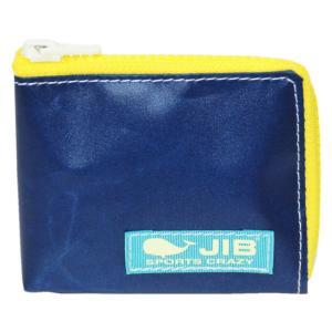 JIB マイクロクラッチ MC12 ネイビー×イエロー/スカイタグ|tanida