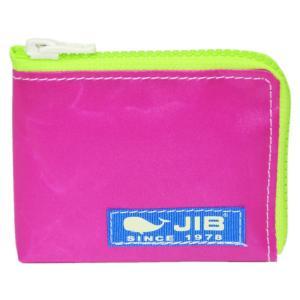 JIB マイクロクラッチ MC12 ピンク×蛍光グリーン/ブルータグ|tanida
