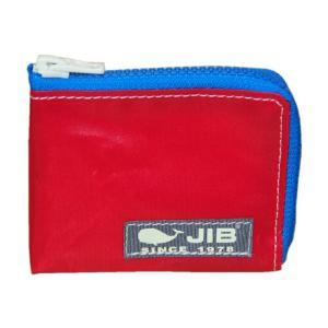 JIB マイクロクラッチ MC12 レッド×ブルー/チャコールグレータグ|tanida