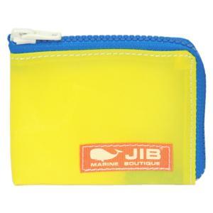 JIB マイクロクラッチ MC12 イエロー×ブルー/オレンジタグ|tanida