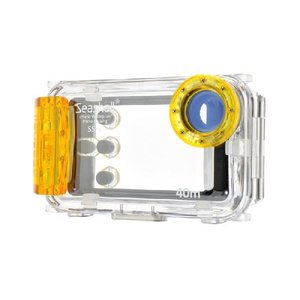 Seashell  SS-i  iPhone用防水フォトハウジング 3G/3GS/4/4S対応 耐圧水深40m|tanida