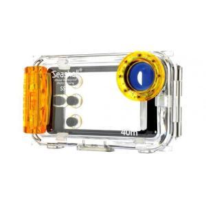 Seashell SS-i5 iPhone5/5s/5c用防水ハウジング/防水ケース iPhone5/5s/5c対応 耐圧水深40m|tanida