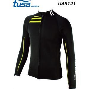 UA5121 ツサスポーツ tusasport MENS WEAR メンズウェア ウェットトップ|tanida