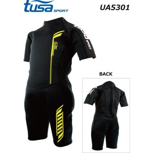 UA5301 ツサスポーツ tusasport KIDS WEAR キッズウェア ウェットスーツ|tanida