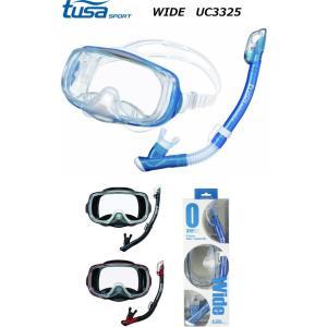 UC3325 ツサスポーツ tusasport ZERO Series WIDE ワイド シリコーン2点セット|tanida