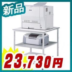 プリンタラック OAテーブル プリンター台 移動式テーブル 新品 LPS-T104|tanimachi008