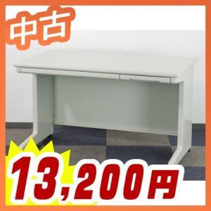 平デスク W1200タイプ 事務机 デスク スチールデスク スチール机 中古デスク 中古 RY-T127|tanimachi008