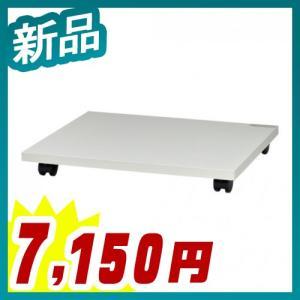 プリンタラック OAテーブル プリンター台 移動式テーブル 完成品 新品 NC-83L|tanimachi008