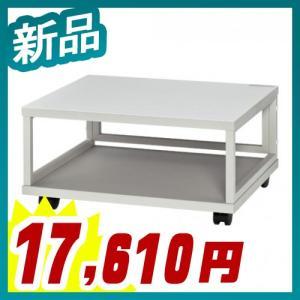 プリンタラック OAテーブル プリンター台 移動式テーブル 完成品 新品 NC-300L|tanimachi008