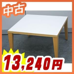 テーブル リフレッシュテーブル 木製テーブル ミーティングテーブル 中古|tanimachi008