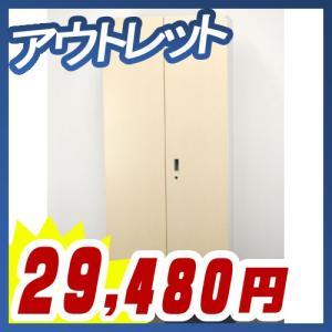 両開き書庫 保管庫 6段 扉面木目調(ナチュラル系) 両開きキャビネット 高さのある商品です 設置場所搬入経路を必ずお確かめください。  アウトレット|tanimachi008
