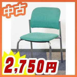プレミアム会員様限定20%OFF! スタッキングチェア 会議イス ミーティングチェア パイプ椅子 メッキ脚 4本脚タイプ 中古チェア  中古 コクヨ製:100シリーズ|tanimachi008