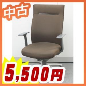 プレミアム会員様限定20%OFF! オフィスチェア 事務椅子 ビジネスチェア 中古チェア ハイバック 会議イス 中古 CR-G752F5|tanimachi008