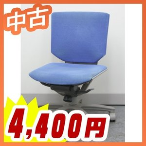プレミアム会員様限定20%OFF! オフィスチェア ビジネスチェア 事務椅子 OAチェア PCチェア 中古チェア 中古 イトーキ製:トリノシリーズ KE-140CP-W4N7|tanimachi008