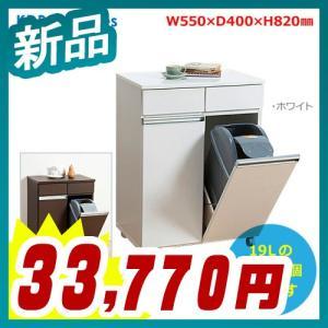 ダストボックス2D 引出し収納 キャビネット キャスター付 新品【送料無料】 井上金庫製:KDB2Dシリーズ KDB2D-23703(5)|tanimachi008