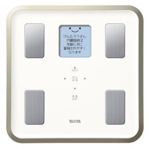 タニタ 体組成計 BC-810 ホワイト|tanitaonline