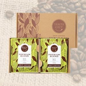 タニタ タニタコーヒー プレミアムブレンド ドリップバッグ10個入りセット  |tanitaonline