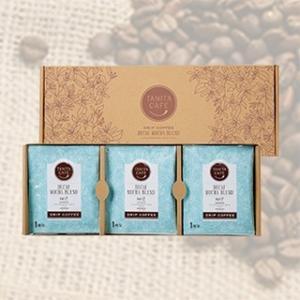 タニタ タニタコーヒー カフェインレスモカブレンド ドリップバッグ24個入りセット  |tanitaonline