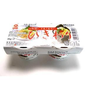 ひきわり納豆 30g×2 ☆予約品(木曜締切→翌週火曜日以降の配達日にお届け)