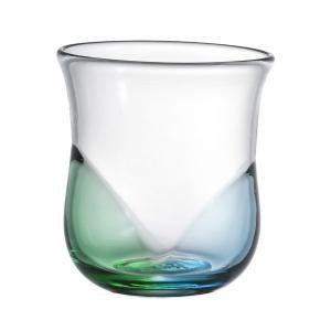復刻版 青森 フリーカップ:北洋硝子 tanken