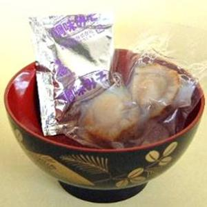 ほたてみそ汁 7食セット・青森県産・ほたて・栄養豊富 本格味噌汁:しじみちゃん本舗|tanken