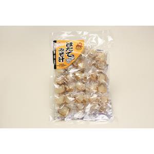 ほたてみそ汁 16食セット・青森県産・お徳用・栄養豊富 本格味噌汁:しじみちゃん本舗|tanken