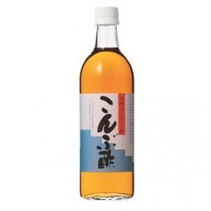 こんぶ酢 500mL(カネショウ:昆布の旨味が調和したまろやかな味)|tanken