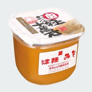 津軽十万石味噌(白) 1kgカップ入 (カネショウ)|tanken