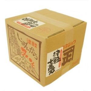 津軽十万石味噌(赤) 5kg家庭用ダンボール入 (カネショウ) tanken