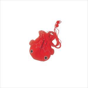 ポシェット金魚 (青森ねぶた祭りグッズ)【ゆうパケット発送可】:ねぶたグッズ|tanken