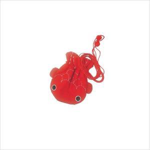 ポシェット金魚M(ねぶた祭りグッズ)青森ねぶた 【ゆうパケット発送可】:ねぶたグッズ|tanken