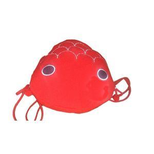 リュック金魚 (ねぶた祭りグッズ)青森ねぶた 【ゆうパケット発送可】:ねぶたグッズ|tanken