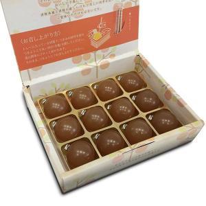 りんごの実 12個・箱入り(武内製飴所:青森県産りんごのひとくち羊羹)|tanken|02