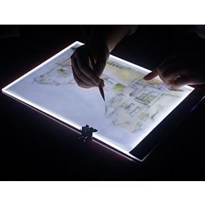 トレース台 A4 薄型 トーレス LED調光 USBケーブル 薄型パネル アニメ コミック