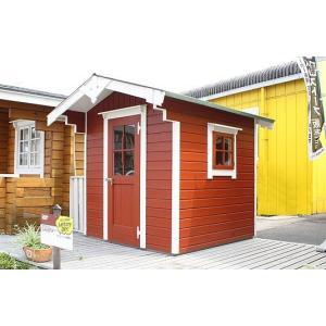 ●カレラ(人気の1坪サイズのミニハウス)スチール・プレハブにはない木の魅力、小屋や物置に便利なセルフビルド推奨パネルハウスキット。DIYに最適!|tanoclife