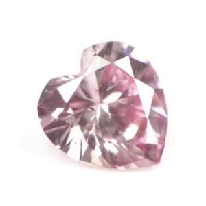 ピンクダイヤモンドルース 0.039ct FANCY INT...