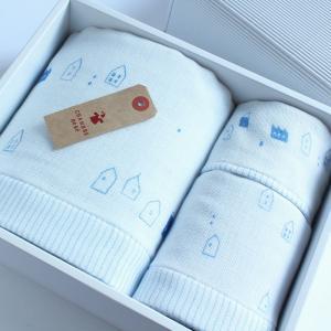 今治タオル ふんわり4重ガーゼ ギフトセット Imabari Towel Funwari Gauze GiftSet バスタオル1枚xフェイスタオル1枚xハンカチ1枚|tanokichi