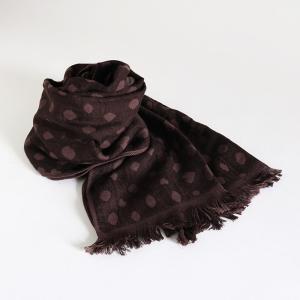 今治タオル コットンマフラー Imabari Towel Cotton Muffler Bambi バンビ ブラウン tanokichi