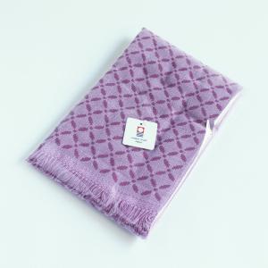 今治タオル コットンマフラー Imabari Towel Cotton Muffler Renka れんか Newパープル tanokichi 03
