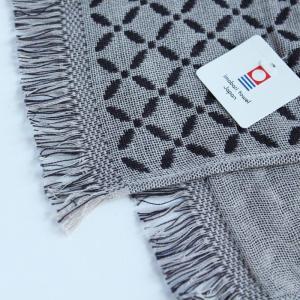 今治タオル コットンマフラー Imabari Towel Cotton Muffler Renka れんか Newブラック|tanokichi|02
