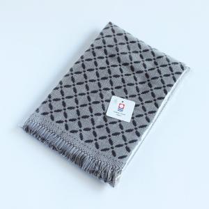 今治タオル コットンマフラー Imabari Towel Cotton Muffler Renka れんか Newブラック|tanokichi|03