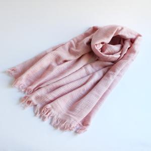 今治タオル タオル ストール なみ Imabari Towel Towel Stole Nami ピンク|tanokichi