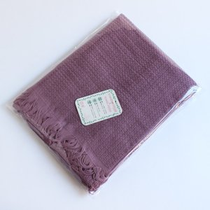 今治タオル タオル ストール なみ Imabari Towel Towel Stole Nami ライトパープル|tanokichi|03